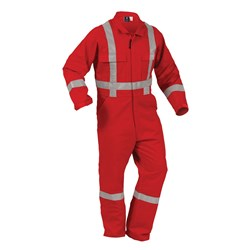 EOL Overalls Zip Day/Night Compliant Polycotton 250gsm Arcguard FR (FNPCNLW)